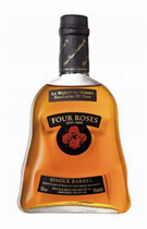 【FOUR ROSES 100PROOF 50th】